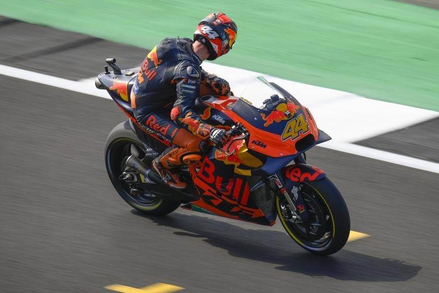 Pol Espargaro, Red Bull KTM Factory Racing, GoPro British Grand Prix