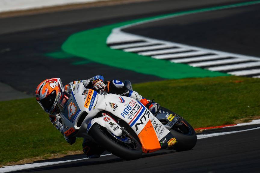 Steven Odendaal, NTS RW Racing GP, GoPro British Grand Prix