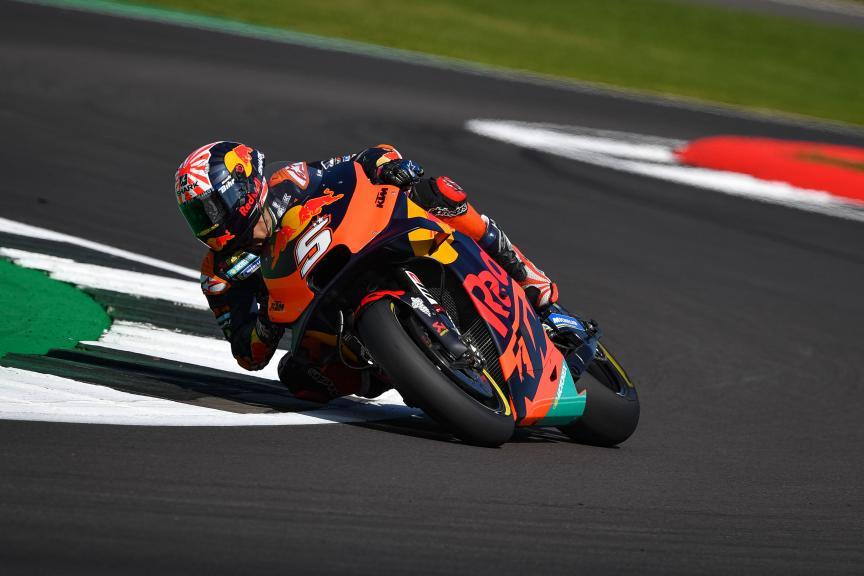 Johann Zarco, Red Bull KTM Factory Racing, GoPro British Grand Prix