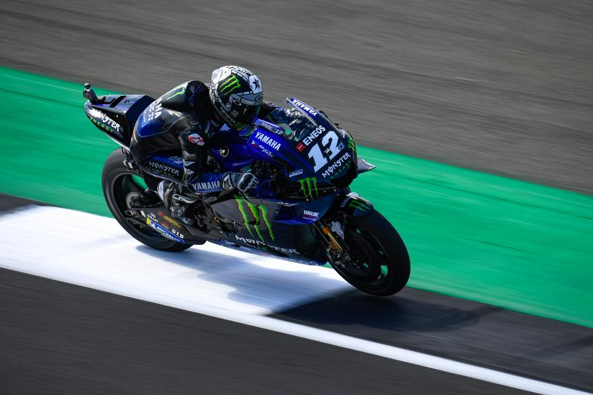 Maverick Viñales, Monster Energy Yamaha MotoGP, GoPro British Grand Prix