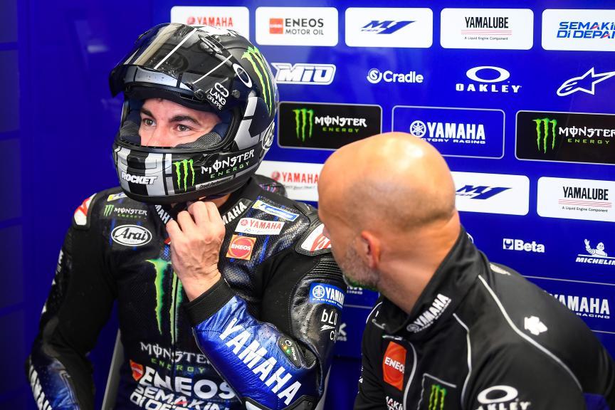 Maverick Viñales, Monster Energy Yamaha MotoGP, GoPro British Grand Prix