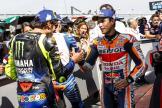 Marc Marquez, Repsol Honda Team, Valentino Rossi, Monster Energy Yamaha MotoGP, GoPro British Grand Prix