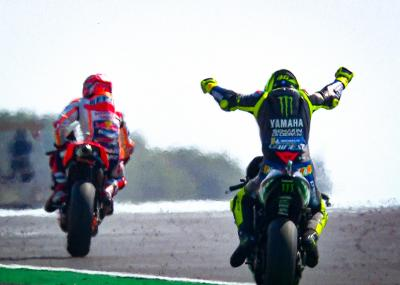 Coming up: can Rossi rival Marquez at the GoPro British GP?