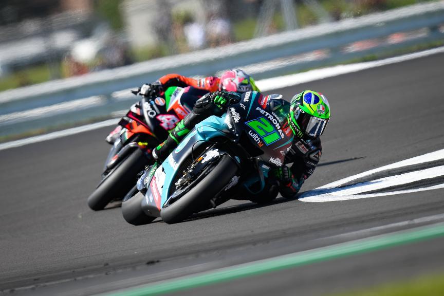 Franco Morbidelli, Petronas Yamaha SRT, GoPro British Grand Prix