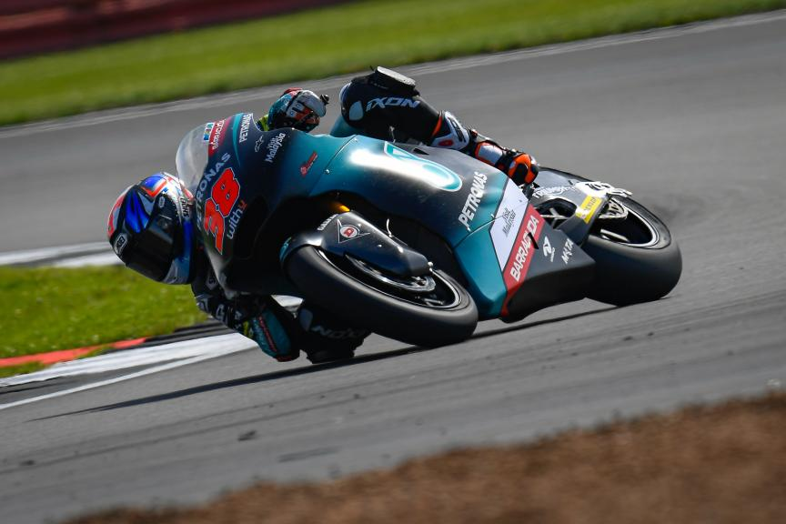 Bradley Smith, Petronas Sprinta Racing, GoPro British Grand Prix
