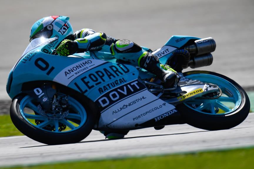 Lorenzo Dalla Porta, Leopard Racing, GoPro British Grand Prix
