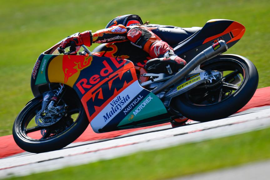 Can Oncu, Red Bull KTM Ajo, GoPro British Grand Prix