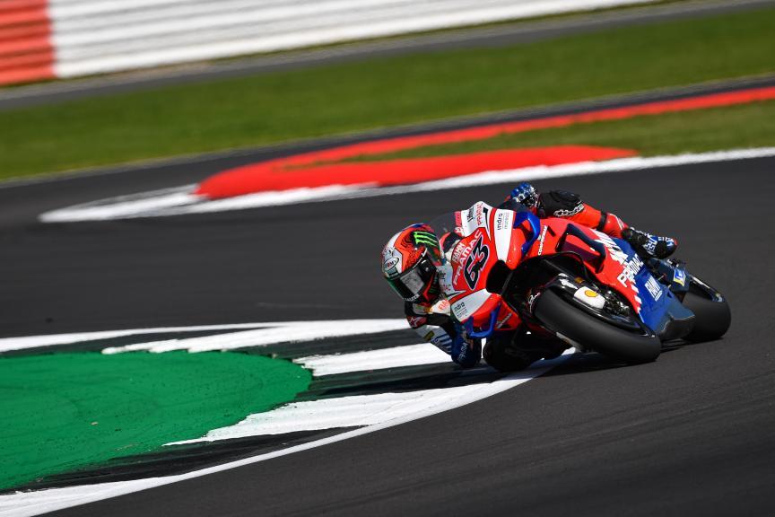 Francesco Bagnaia, PRAMAC RACING, GoPro British Grand Prix