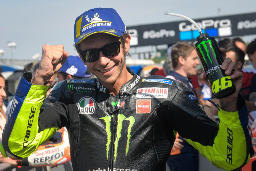 Valentino Rossi, Monster Energy Yamaha MotoGP, GoPro British Grand Prix