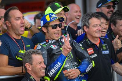 Rossi : « Ça faisait si longtemps... »