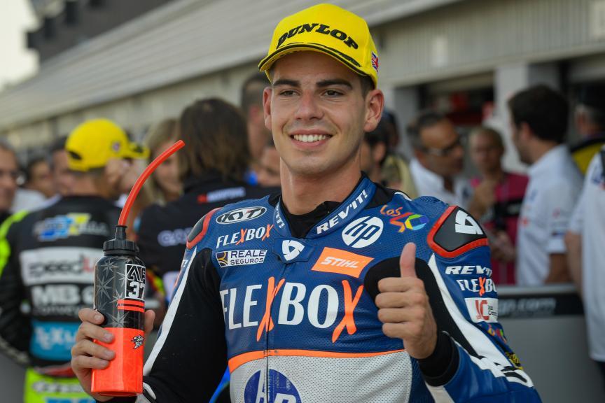 Augusto Fernandez, Flex-Box HP40, GoPro British Grand Prix