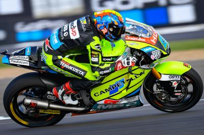 0.001 splits Navarro, Pasini in FP3 shootout
