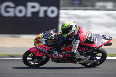Arbolino heads VNE Snipers 1-2 after Free Practice