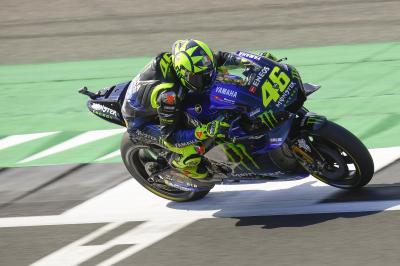 La vuelta que relanza las ilusiones de Rossi