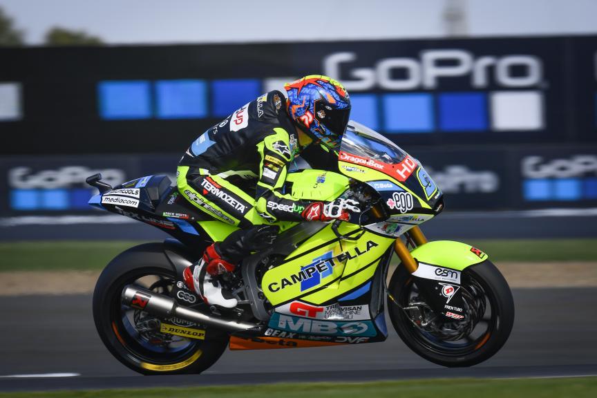 Jorge Navarro, Campetella Speed Up, GoPro British Grand Prix