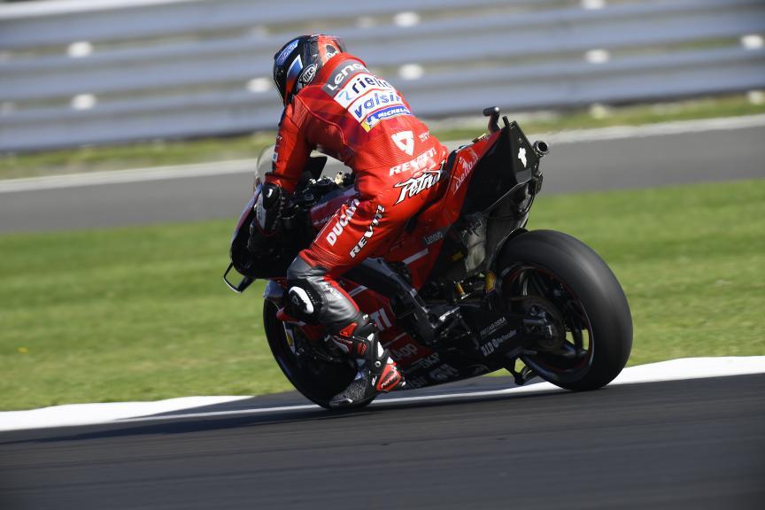 Danilo Petrucci, Ducati Team, GoPro British Grand Prix