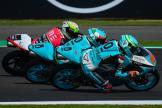 Marcos Ramirez, Lorenzo Dalla Porta, Tony Arbolino, GoPro British Grand Prix