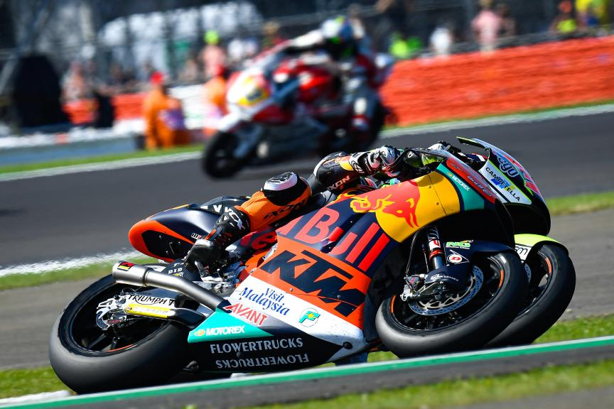 Brad Binder, Red Bull KTM Ajo, GoPro British Grand Prix