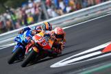 Marc Marquez, Alex Rins, GoPro British Grand Prix