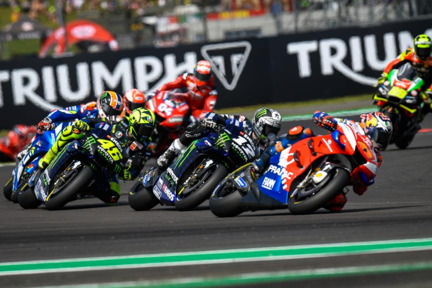 MotoGP, GoPro British Grand Prix