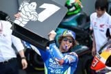 Alex Rins, Team Suzuki Ecstar, GoPro British Grand Prix