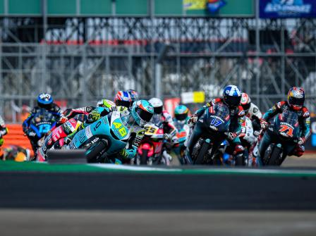 Moto3, Race, GoPro British Grand Prix