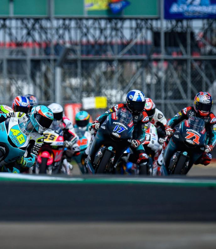 Ramirez clinches last lap Moto3™ win as Canet taken out thumbnail