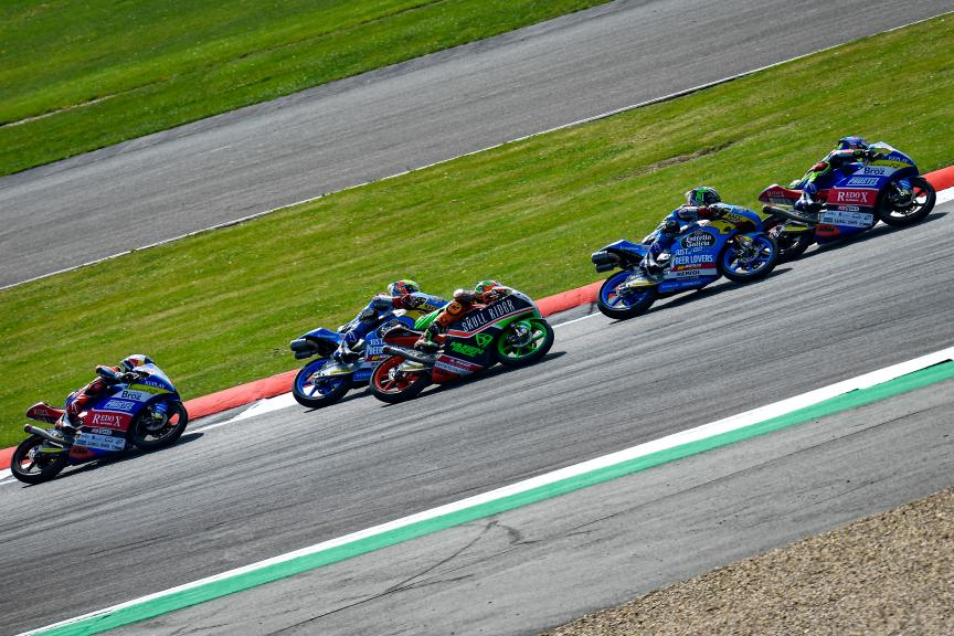 Moto3, GoPro British Grand Prix