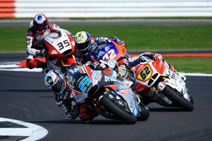 Moto2, GoPro British Grand Prix