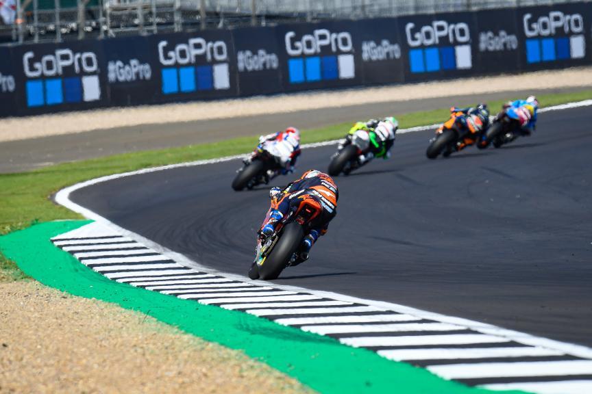 Moto2, GoPro British Grand Prix