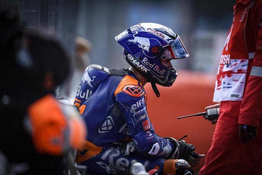 Miguel Oliveira, Red Bull KTM Tech 3, GoPro British Grand Prix