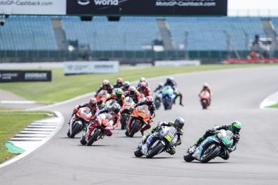 Factory fight heats up with six in the Silverstone top ten