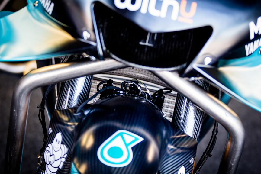 YZR - M1 Petronas Yamaha SRT © Thomas Morsellino