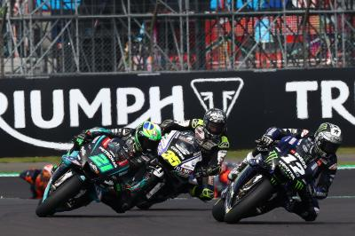Watch the battles you missed in the GoPro British GP