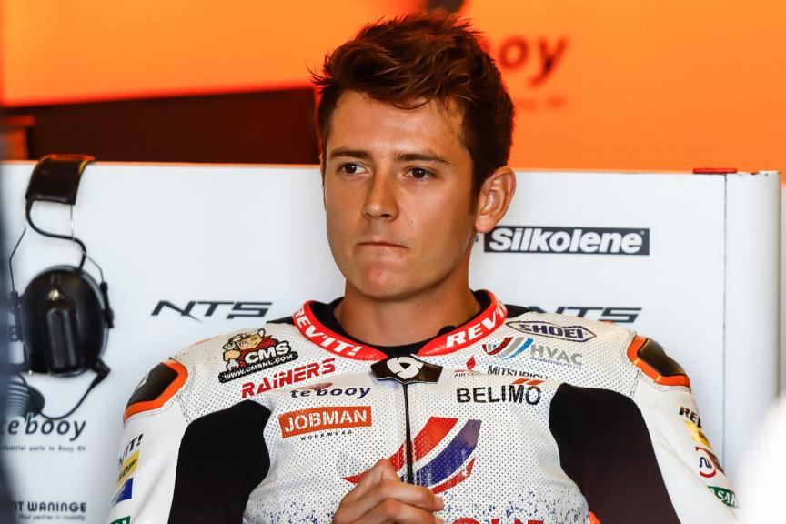 Steven Odendaal, NTS RW Racing GP