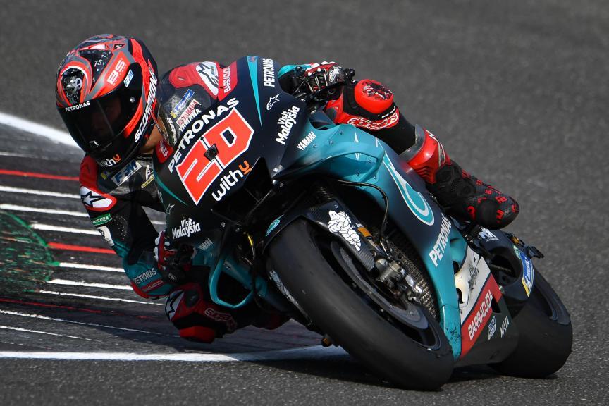 Fabio Quartararo, Petronas Yamaha SRT, Misano MotoGP™ Test