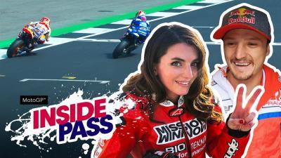 Inside Pass #12 - Vanessa's breath taken away by Ducati X2