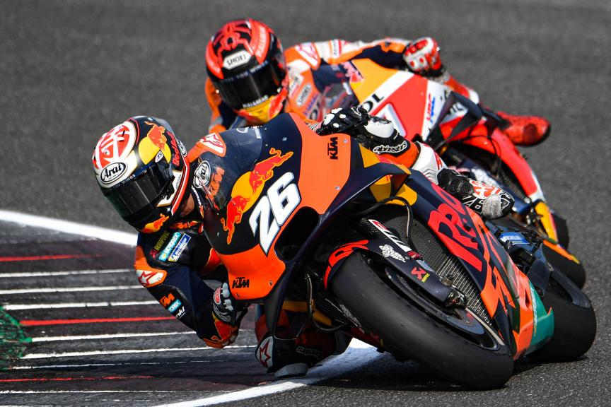 Dani Pedrosa, Red Bull KTM Factory Racing, Misano MotoGP™ Test