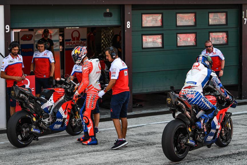 Jack Miller, PRAMAC RACING, Misano MotoGP™ Test