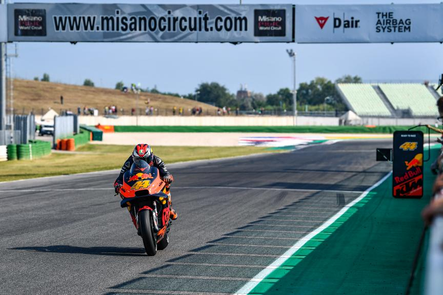 Pol Espargaro, Red Bull KTM Factory Racing, Misano MotoGP™ Test