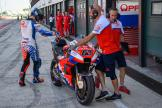 Francesco Bagnaia, PRAMAC RACING, Misano MotoGP™ Test