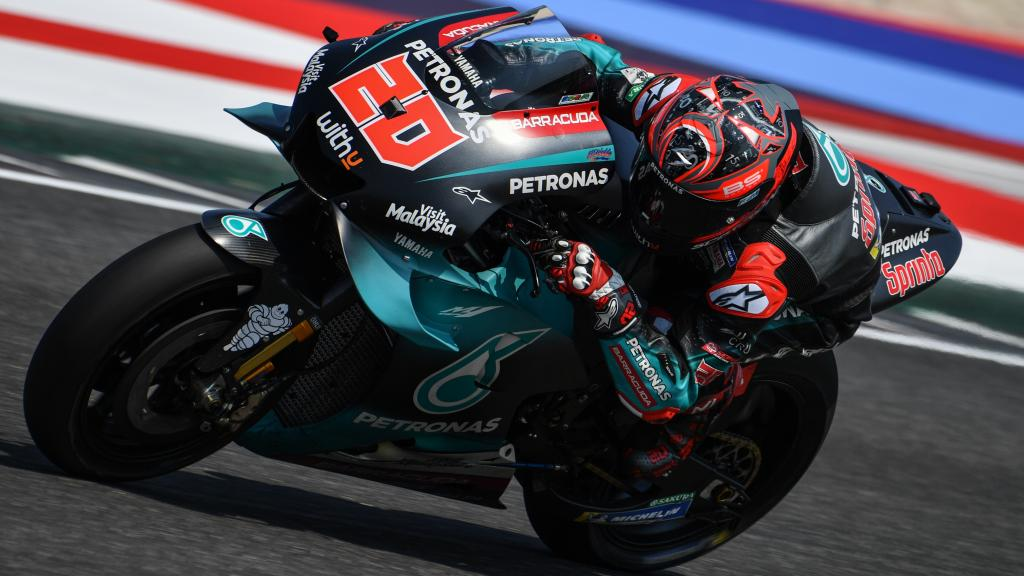 TC_Fabio Quarta Misano Test D1