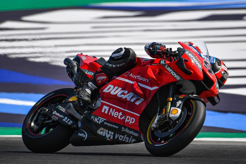 Danilo Petrucci, Ducati Team, Misano MotoGP™ Test