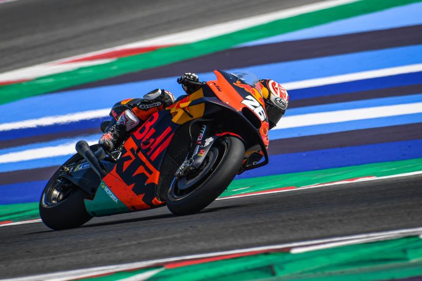 Dani Pedrosa, Red Bull KTM Factory Racing, Misano MotoGP™ Test
