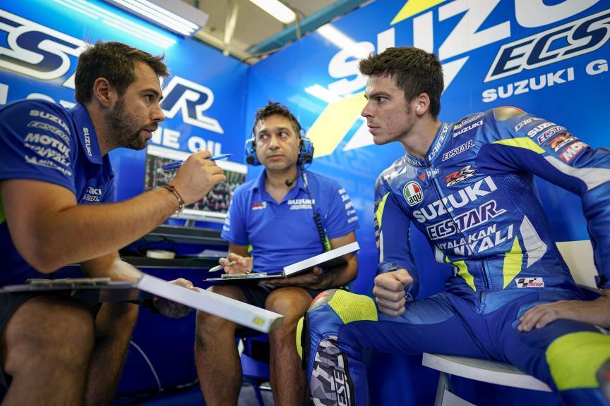 Joan Mir, Team Suzuki Ecstar, Misano MotoGP™ Test