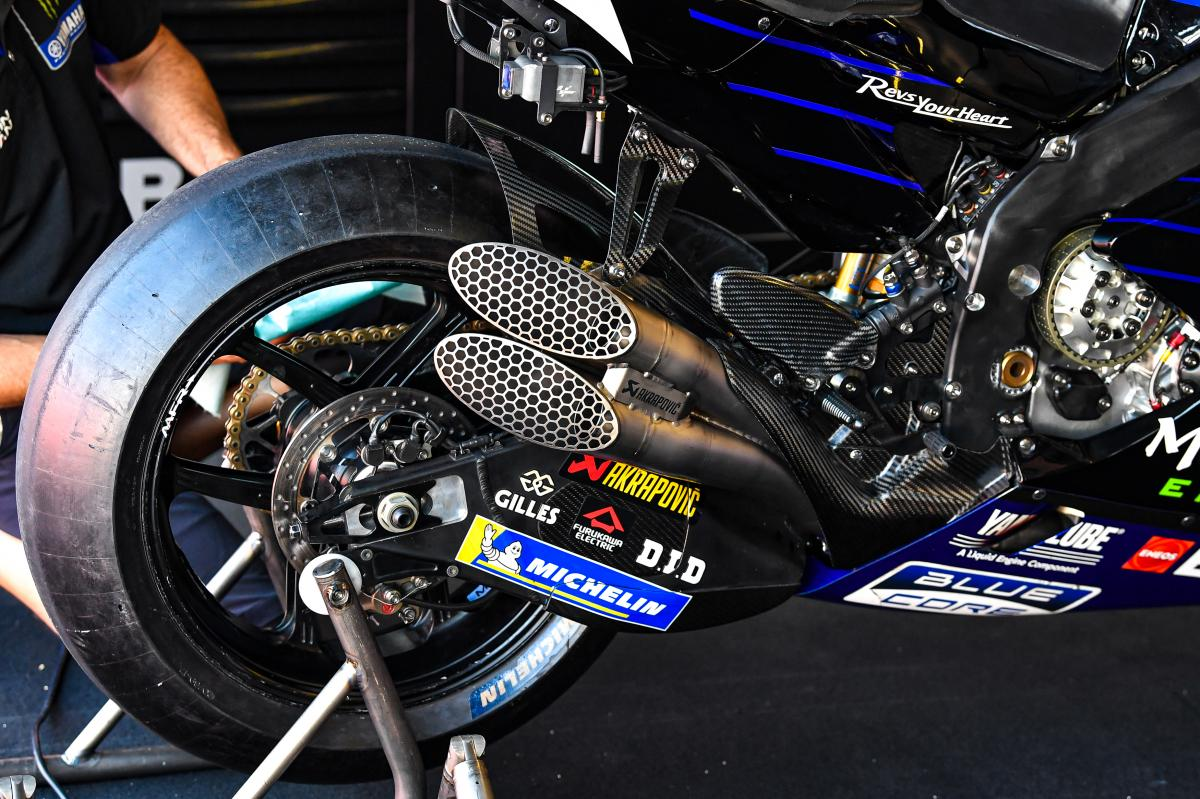Test Tech Review What New Things Have We Seen Motogp