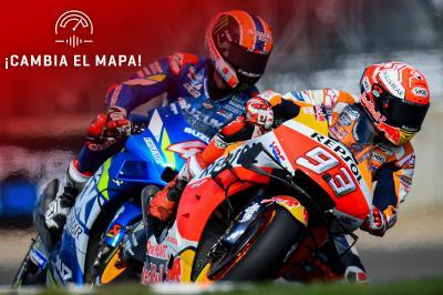 Descubre el Podcast de MotoGP™ en español: ¡Cambia el mapa!