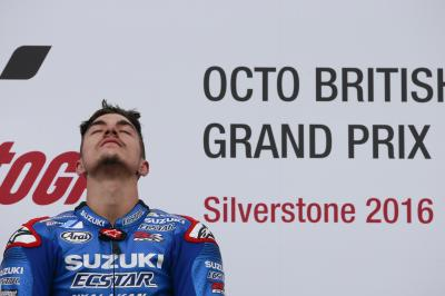 On this Day: Viñales' maiden MotoGP™ win