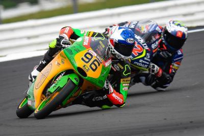 The first American in Moto3™: Meet Brandon Paasch