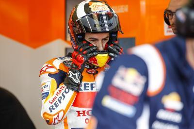 Lorenzo: 'Cada día me siento más fuerte'